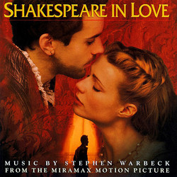 Shakespeare in Love Soundtrack (Stephen Warbeck) - CD cover
