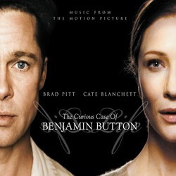 The Curious Case of Benjamin Button Soundtrack (Alexandre Desplat) - CD-Cover