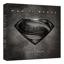Man of Steel Soundtrack (Hans Zimmer) - cd-inlay