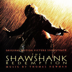 The Shawshank Redemption Soundtrack (Thomas Newman) - CD cover