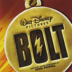 Bolt Soundtrack (John Powell) - CD cover