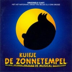 Kuifje - De Musical Soundtrack (Dirk Bross�) - Car�tula