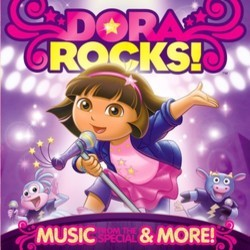 Dora Rocks: Music From the Special & More Bande Originale (Various Artists) - Pochettes de CD