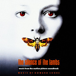 The Silence of the Lambs Soundtrack (Howard Shore) - CD cover