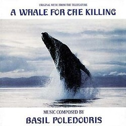 A Whale for the Killing サウンドトラック (Basil Poledouris) - CDカバー