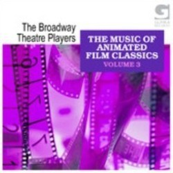The Music of Animated Film Classics - Vol.3 Soundtrack  (Alan Menken, Hans Zimmer) - CD cover