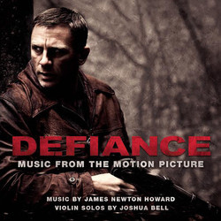 Defiance Soundtrack (James Newton Howard) - Carátula