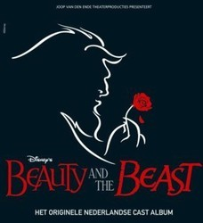 Beauty and the Beast Soundtrack (Howard Ashman, Original Cast, Alan Menken) - CD cover
