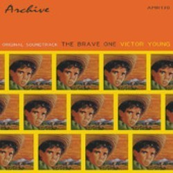 The Brave One Soundtrack (Victor Young) - CD cover