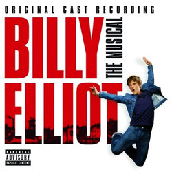Billy Elliot: The Musical Soundtrack (Original Cast, Lee Hall, Elton John) - CD cover