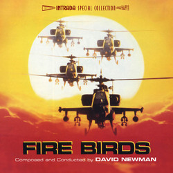 Fire Birds Soundtrack (David Newman) - CD cover
