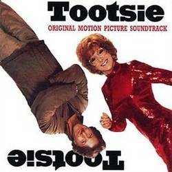 Tootsie Soundtrack (Dave Grusin) - CD-Cover