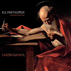 Cartographer Soundtrack (E.S. Posthumus) - CD cover