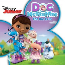 Doc Mcstuffins Soundtrack (Various Artists) - CD cover