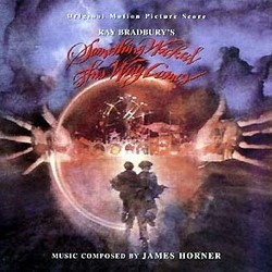 Something Wicked This Way Comes Soundtrack (James Horner) - CD-Cover