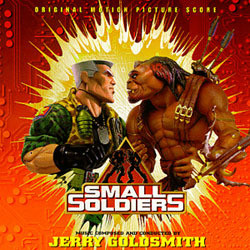 Small Soldiers 聲帶 (Jerry Goldsmith) - CD封面