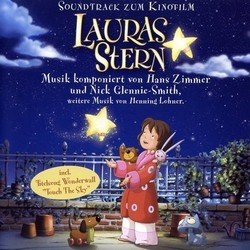 Lauras Stern Soundtrack (Nick Glennie-Smith, Henning Lohner, Hans Zimmer) - CD cover
