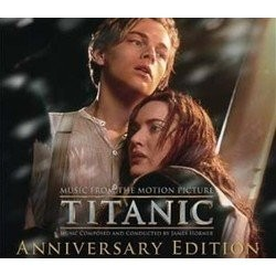 Titanic Bande Originale (James Horner) - Pochettes de CD