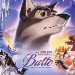 Balto Soundtrack (James Horner, Steve Winwood) - Car�tula