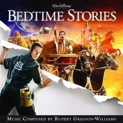 Bedtime Stories Soundtrack (Rupert Gregson-Williams) - CD cover
