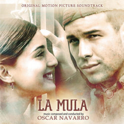La Mula Soundtrack (Oscar Navarro) - CD cover