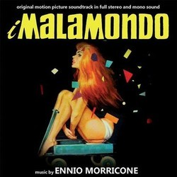 I Malamondo Soundtrack (Ennio Morricone) - CD cover