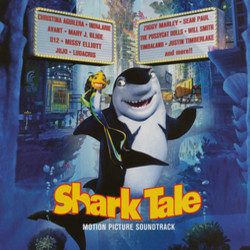 Shark Tale Soundtrack (Various Artists, Hans Zimmer) - CD cover