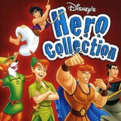 Disney's Hero Collection Trilha sonora (Various Artists, Various Artists) - capa de CD