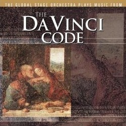 The Da Vinci Code Soundtrack (Hans Zimmer) - CD cover