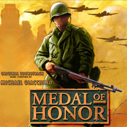 Medal of Honor Soundtrack (Michael Giacchino) - CD cover