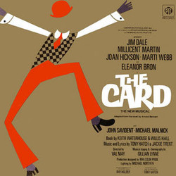 The Card Soundtrack (Tony Hatch, Jackie Trent) - CD cover