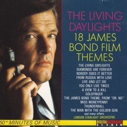 Film Music Site - The Living Daylights - 18 James Bond