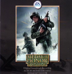 Medal of Honor: Frontline Soundtrack (Michael Giacchino) - Car�tula