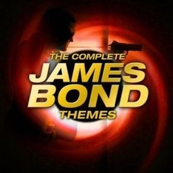 The Complete James Bond Themes Soundtrack (Various Artists) - CD cover