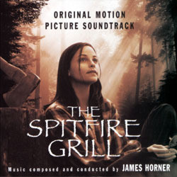 The Spitfire Grill Soundtrack (James Horner) - CD cover