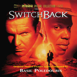 Switchback Soundtrack (Basil Poledouris) - Carátula