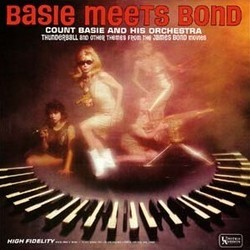 Basie Meets Bond Soundtrack (John Barry, Count Basie & His Orchestra, Monty Norman) - CD cover