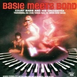 Basie Meets Bond Soundtrack (John Barry, Count Basie & His Orchestra, Monty Norman) - Carátula
