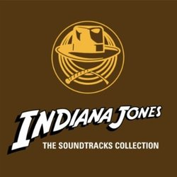 Indiana Jones: The Soundtracks Collection Trilha sonora (John Williams) - CD-inlay