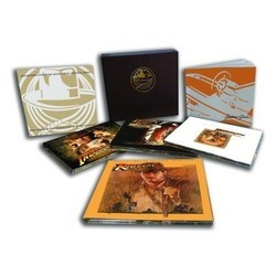 Indiana Jones: The Soundtracks Collection Soundtrack (John Williams) - Car�tula