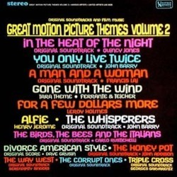 Great Motion Picture Themes Volume 2 Trilha sonora (Various Artists) - capa de CD