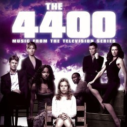 The 4400 Colonna sonora (Various Artists) - Copertina del CD