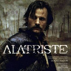 Alatriste Soundtrack (Roque Baños) - CD cover
