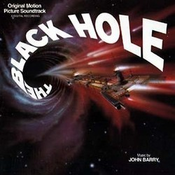 The Black Hole Bande Originale (John Barry) - Pochettes de CD