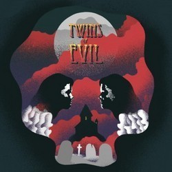 Twins of Evil Soundtrack (Harry Robertson) - CD cover