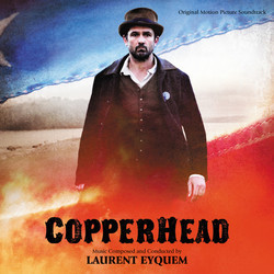 Copperhead Soundtrack (Laurent Eyquem) - CD cover