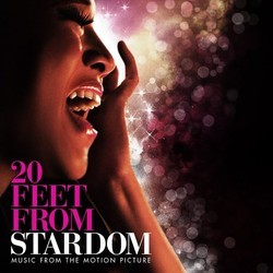 20 Feet from Stardom Soundtrack (Various Artists) - CD cover