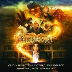 Inkheart Soundtrack (Javier Navarrete) - CD cover