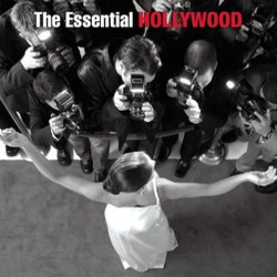 The Essential Hollywood Soundtrack (Various Artists) - CD cover