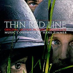 The Thin Red Line Soundtrack  (Hans Zimmer) - CD cover